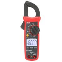Pinza Amperimétrica Uni-t Ut202A+ multímetro, Capacimetro, NCV hasta 600 Amp